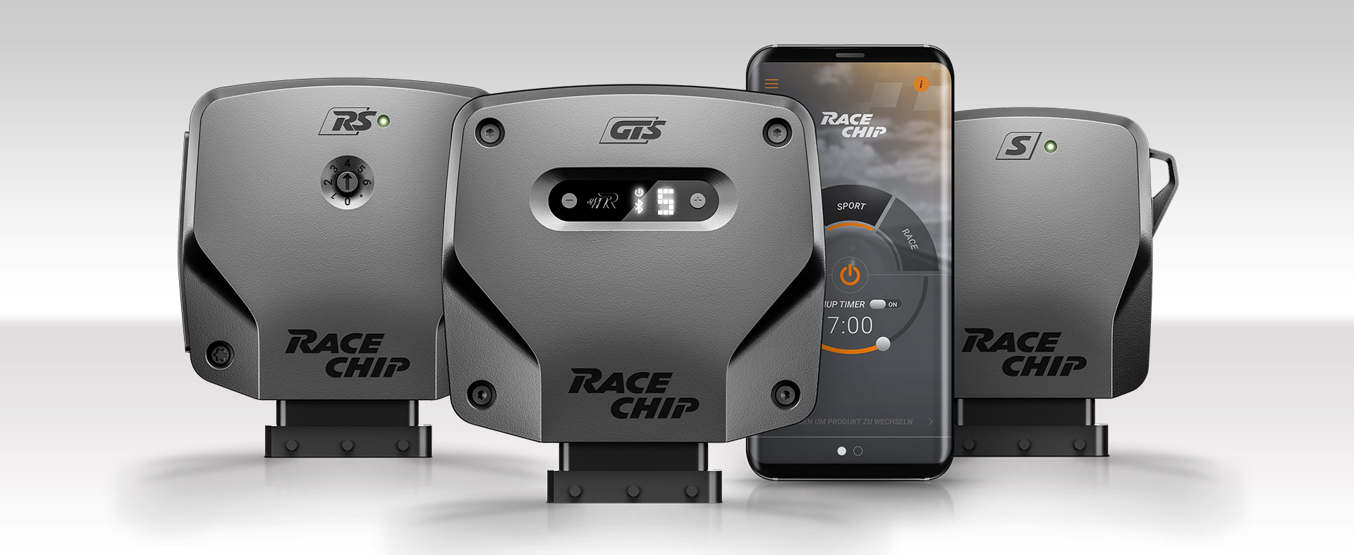 New RaceChip show car: a compact sports car with racing character