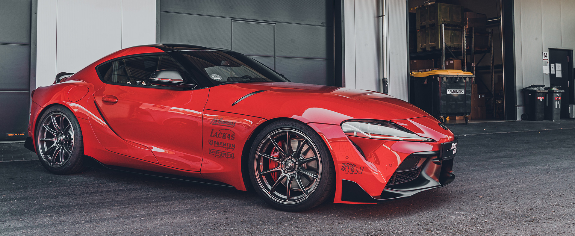 Mercedes AMG GT4 Coupé 63 S with 760 HP – Tuning, Dyno and 100-200 km/h