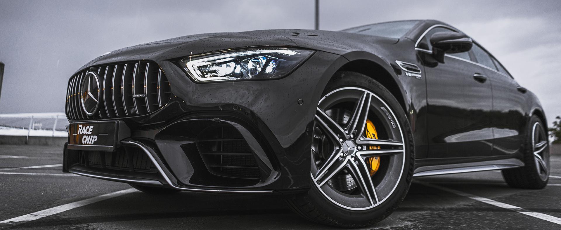 BMW 2020 M550i G30 tuned | Dyno | 100-200 km/h | RaceChip